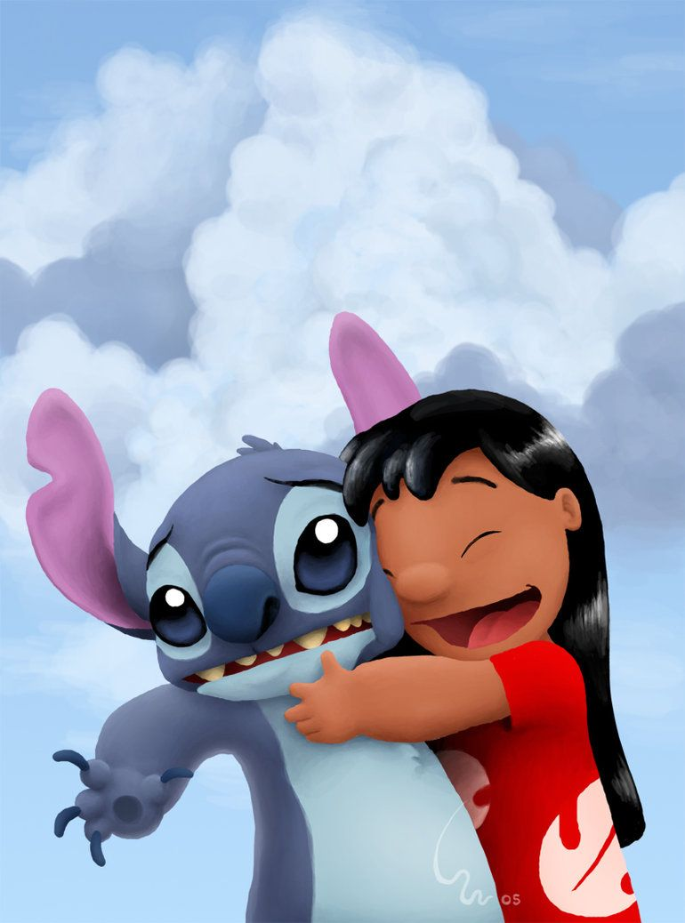 Lilo & Stich This is my favorite movie and it sill is ...