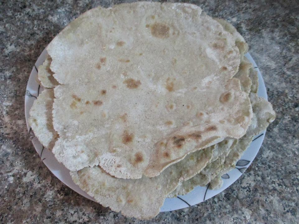 Homemade Gluten Free Buckwheat Chapatis and Tortillas Recipe- Vegan, Easy   Penniless Parenting