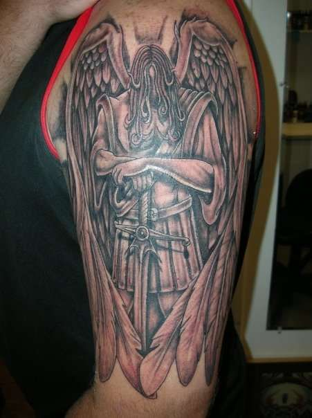 Archangel Michael Tattoo Rate