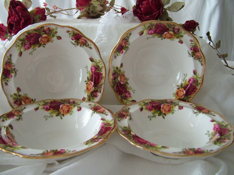 Royal Albert fine English bone china \