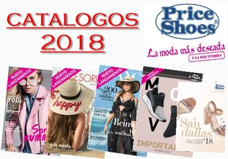 ecf2f399cd Catalogos Virtuales Price Shoes 2019 - Nuevo Catalogo Price Shoes ...