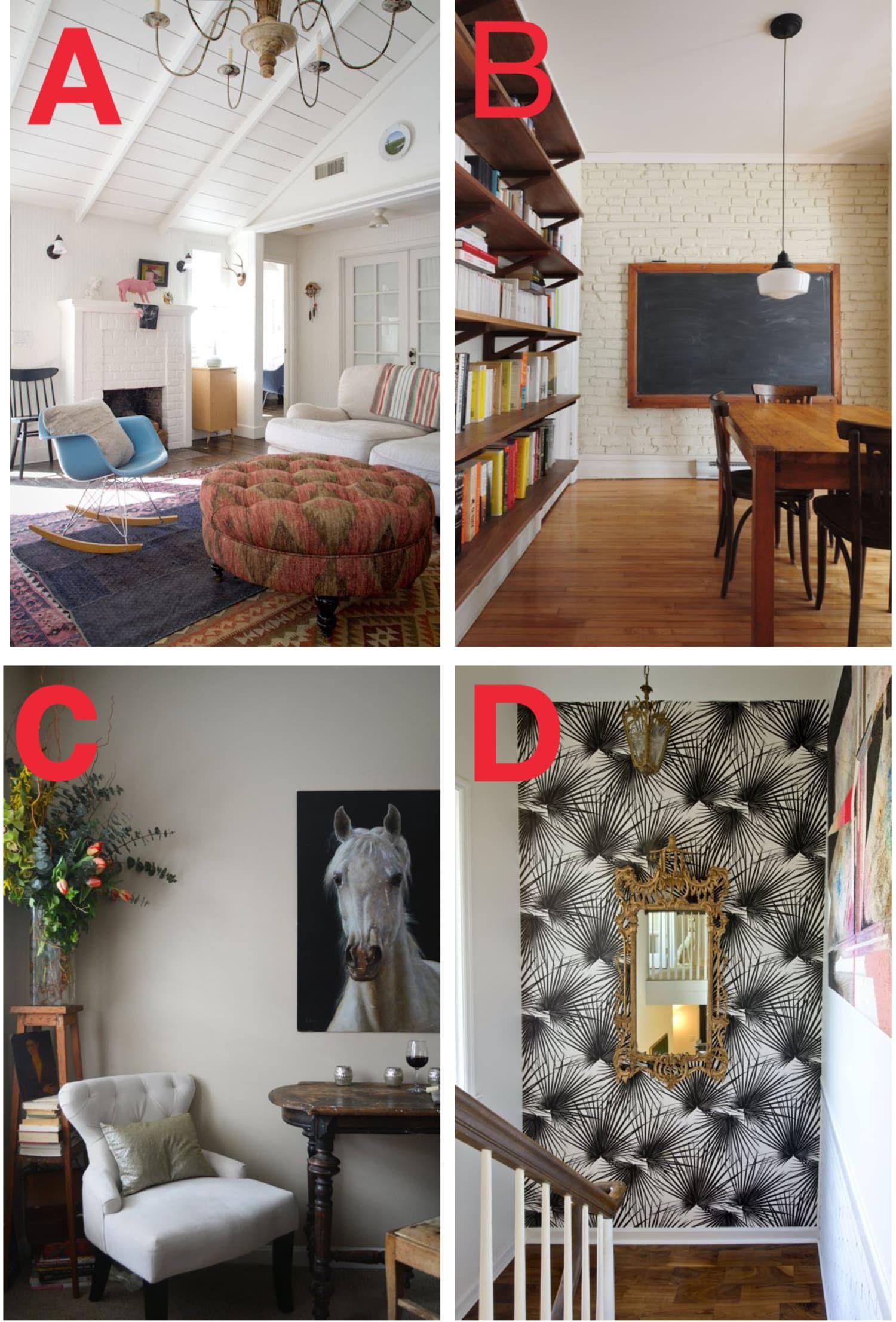 apartment decorating style quiz