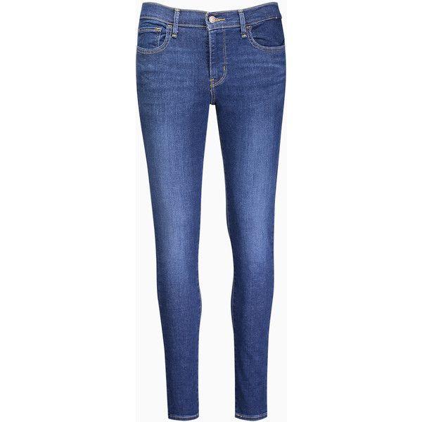 710 super skinny jeans frolic blue