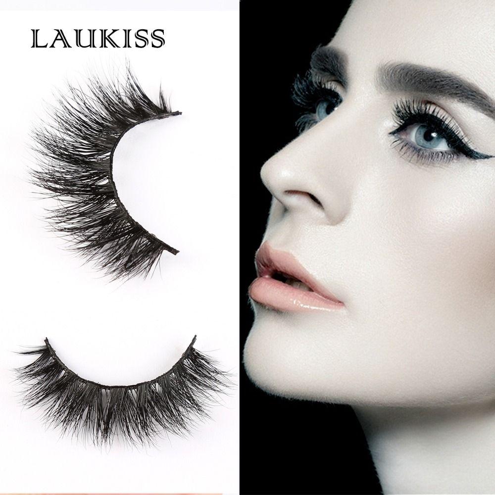 Laukiss 3d Eyelash Extensions Hand Made False Eyelashes Lash Mink