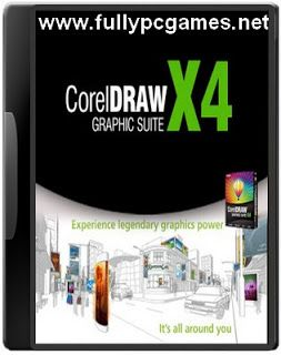 corel draw x4 full version free download with keygen