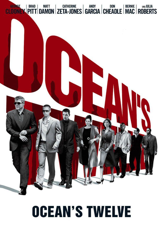 Ver Ocean S Twelve 2004 Pelicula Completa Online En Espanol Latino Subtitulado Ocean Stwelve Completa P Oceans Twelve Ocean S Twelve Movie Posters