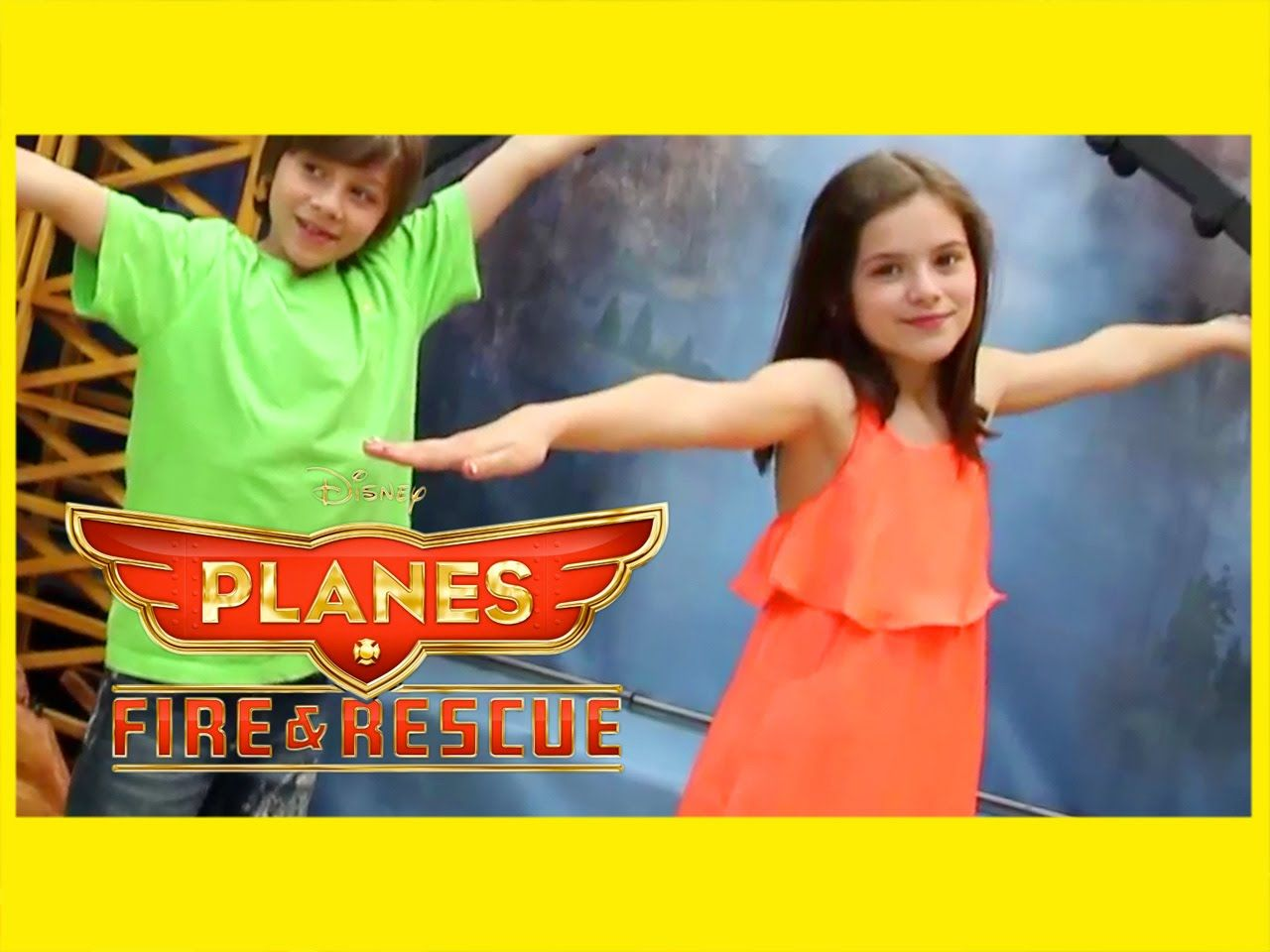See what KittiesMama had to say after they saw Planes: Fire & Rescue ...