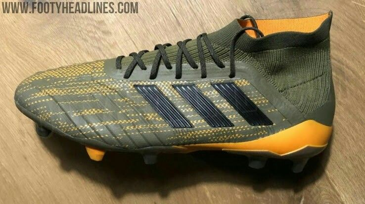 los angeles ade09 bc81e Update  Lone Hunter  adidas Predator 18 Soccer Boots, Soccer Gear, Football  Shoes