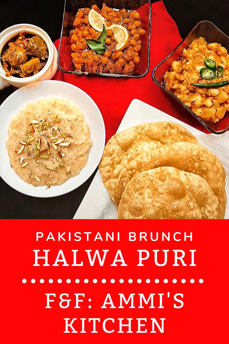 Halwa Puri | Traditional Pakistani Brunch | F&F: A