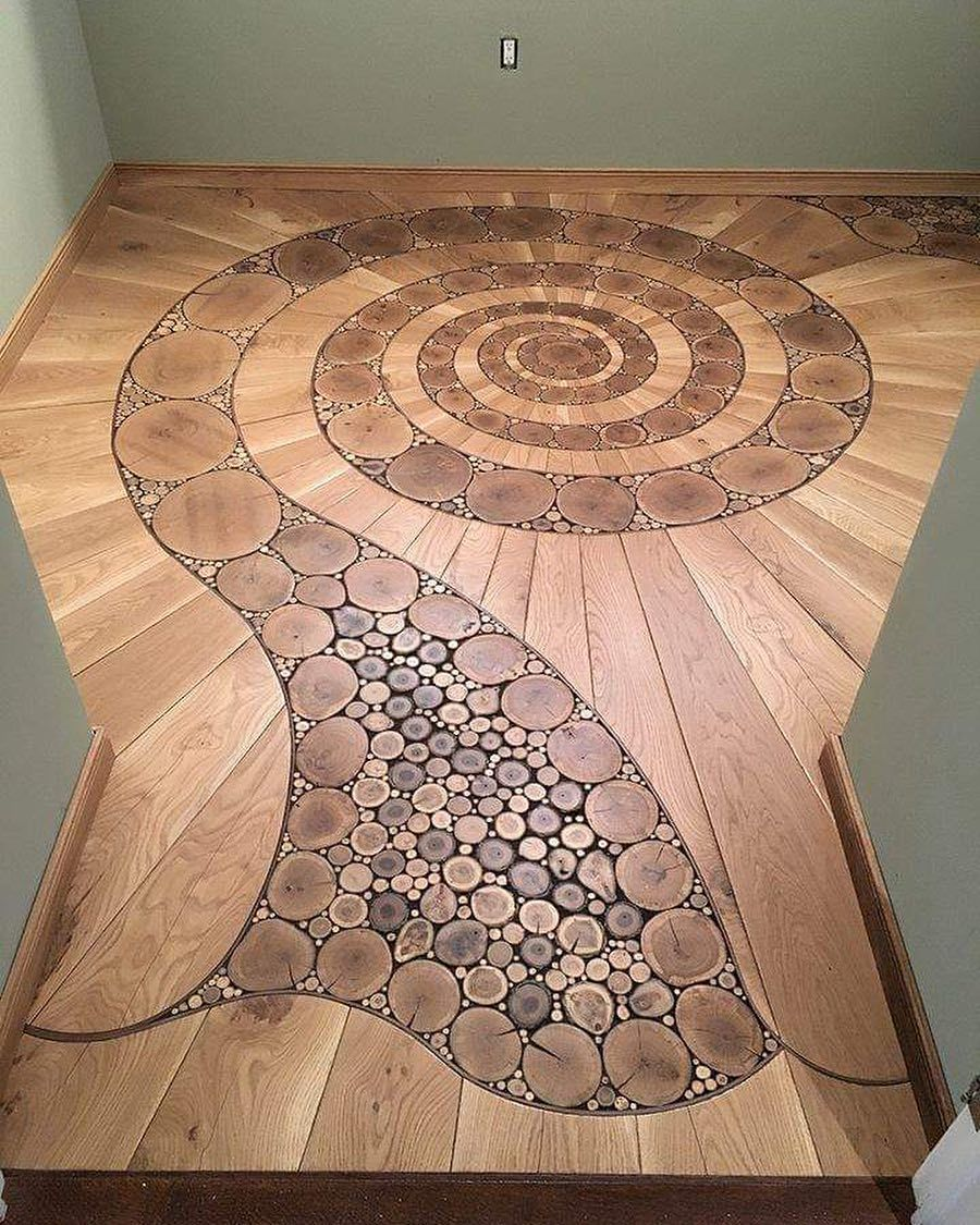Are You A Fan Of This Wooden Flooring Woodworking Wood Design
