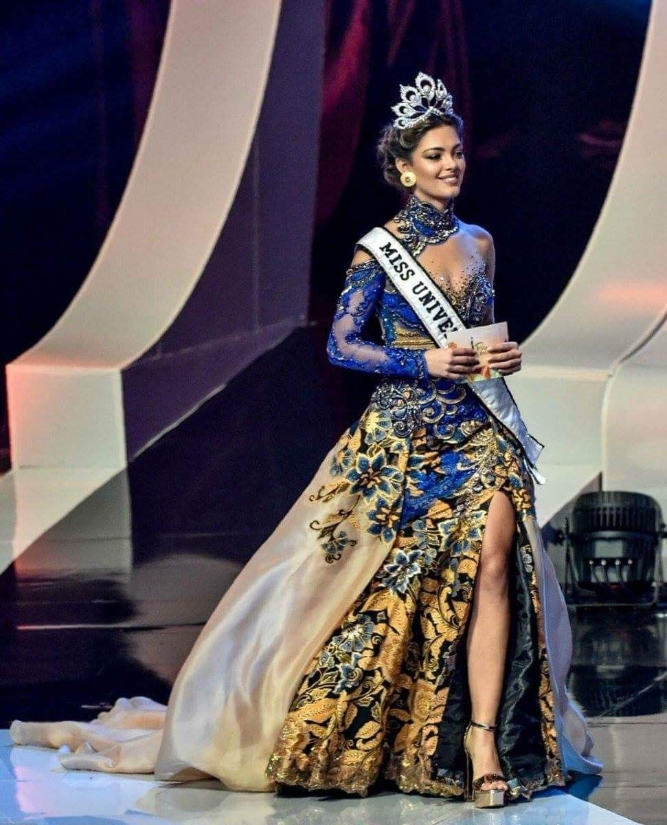 Demi Leigh Nel Peters South Africa Miss Universe 2017 Miss