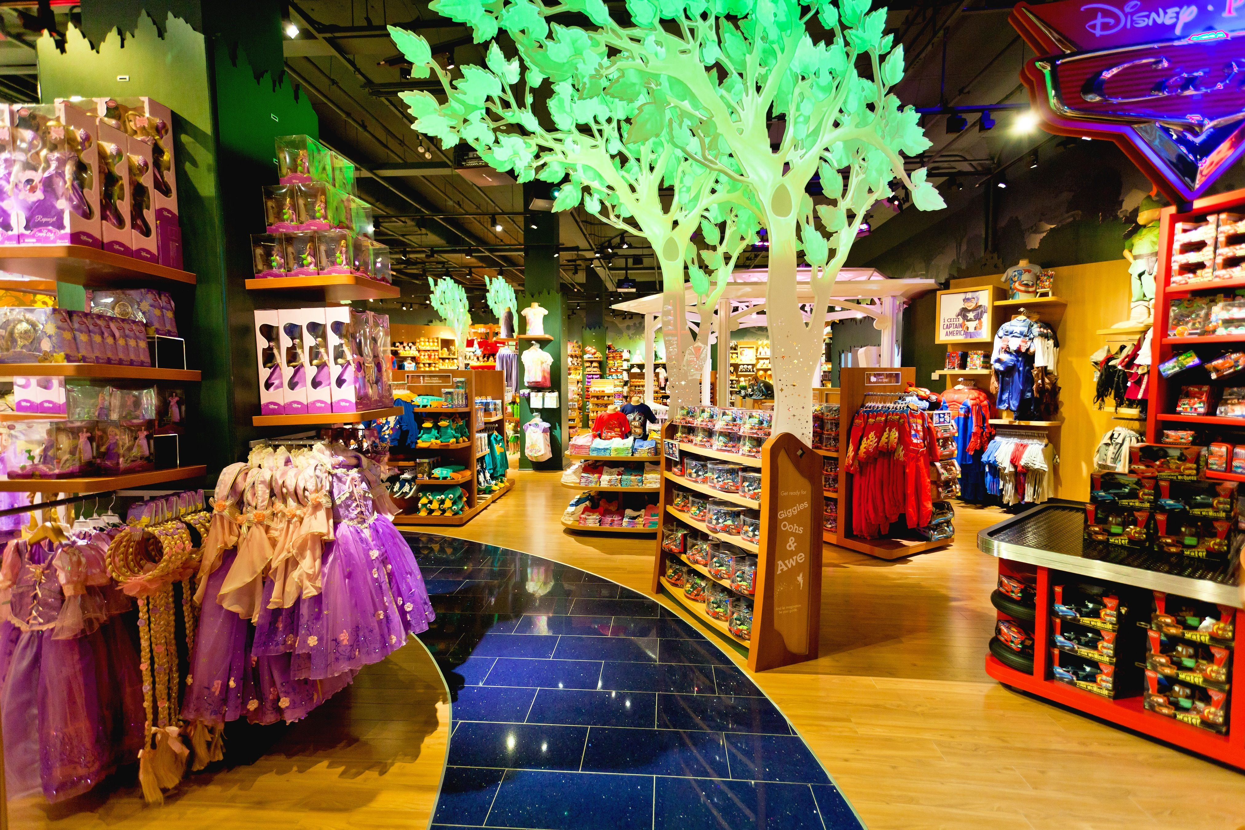 Pin By Adam Powell On Inspiration Toy Store Design Toy Store Disney Store