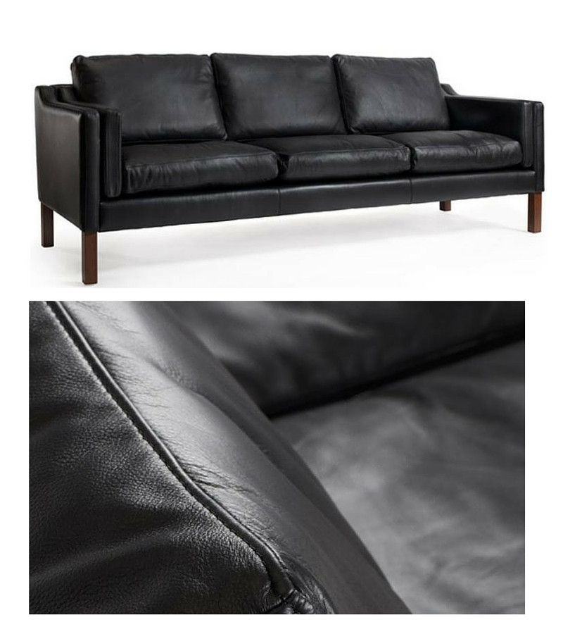 Semi Aniline Leather Sofa John Lewis Madison Semi Aniline