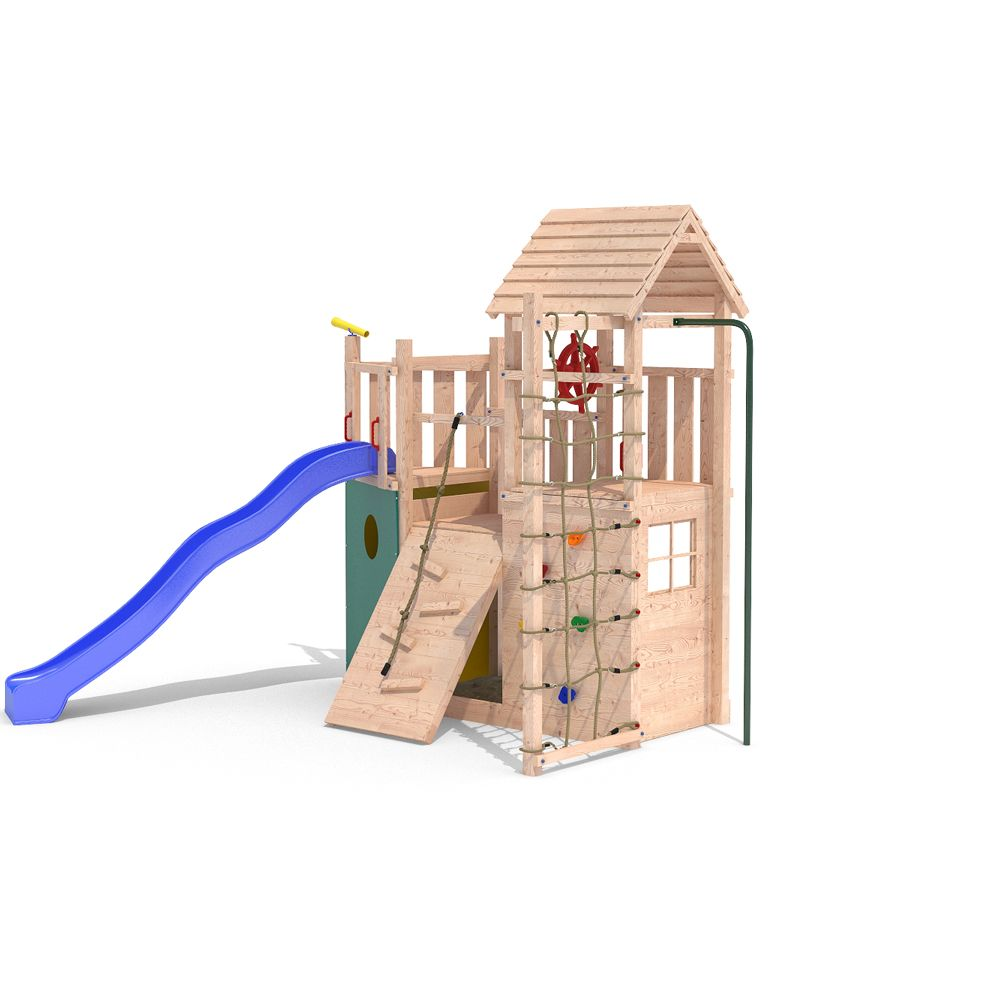 Wundervoll Details zu Kon Tiki Neo Spielturm Piratenschiff Kletterturm  MT12