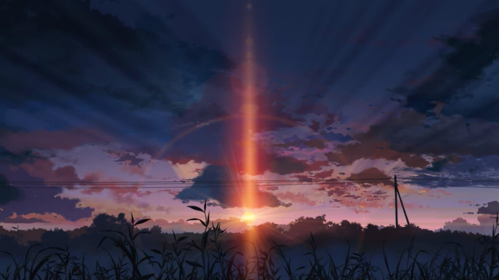 Aesthetic Desktop Anime Wallpaper Hd Anime Landscape Landscape Wallpaper Anime Scenery Anime Scenery Wallpaper