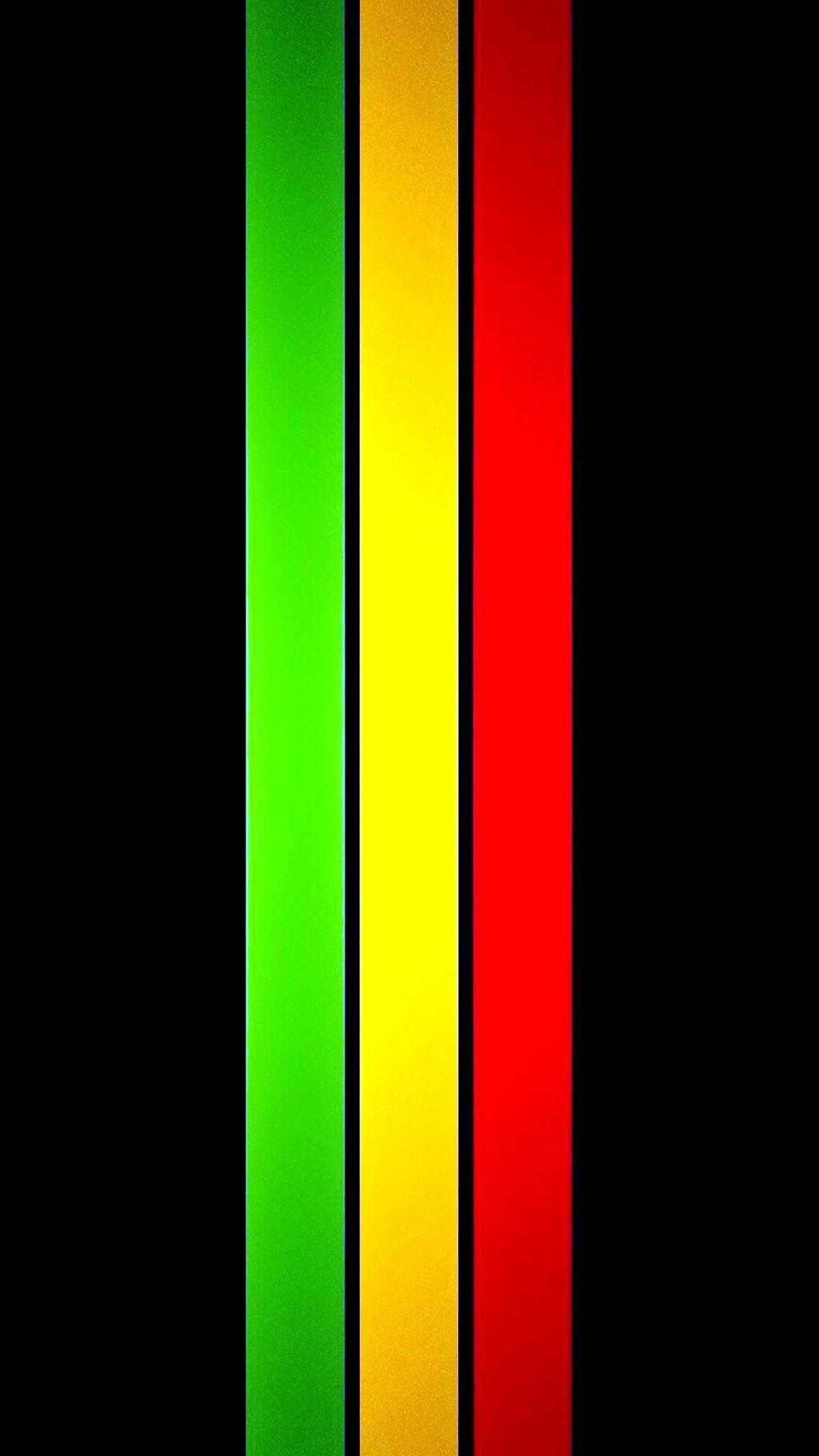 Cores Do Reggae Com Imagens Papel De Parede Reggae Papeis