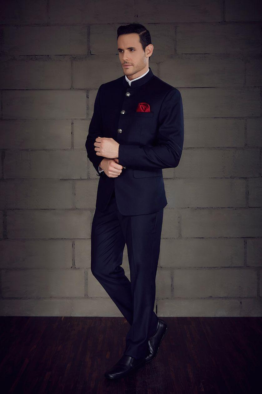 JODHPURI SUIT engagement outfit Pinterest Indian groom wear