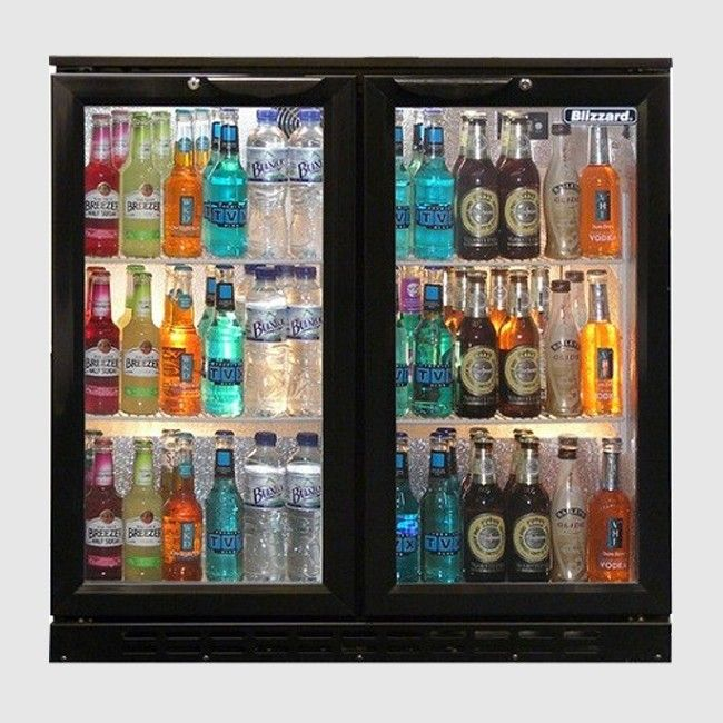 Blizzard Bar2 Double Door Bottle Cooler 182 Bottles Https Goo Gl