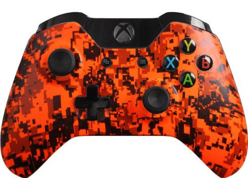 Custom Xbox One Controller - Urban Camo Options | Products
