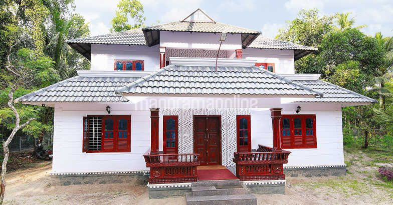 Home Plans Kerala House Design And Floor Plans House Plan And Elevation Photos From Kerala Latest Home Style Craftsman Style Doors House Styles House Design