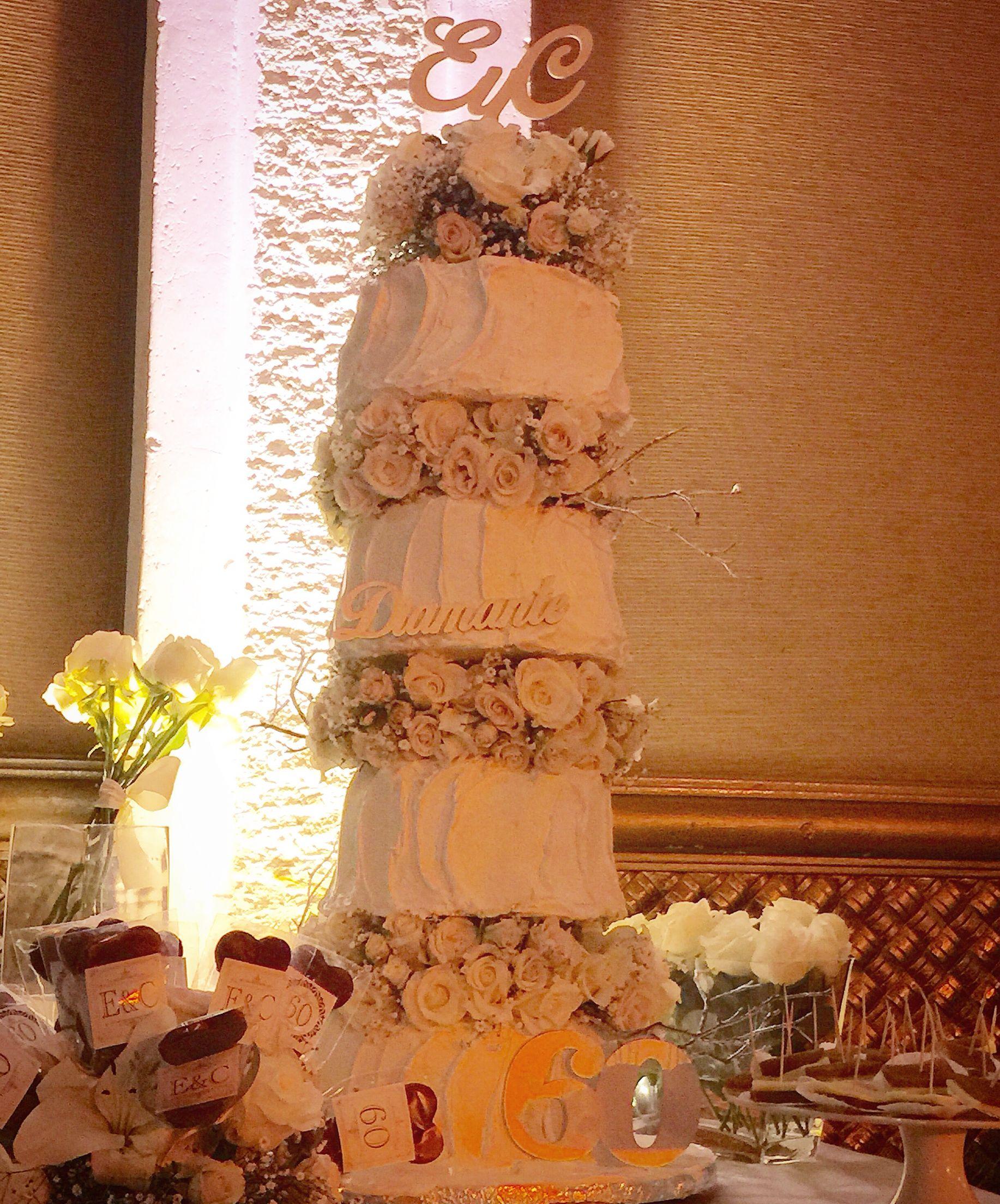 Pastel de boda #sweetemmacakes