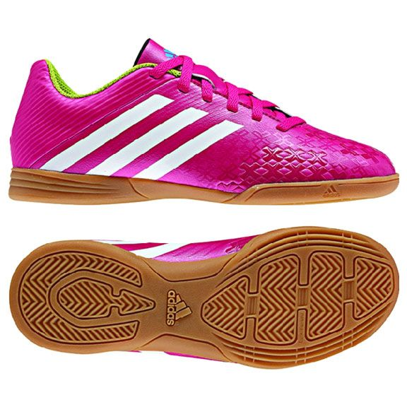 Adidas Youth Predito Samba Pack Lz Indoor Soccer Shoes Http Www Soccerevolution Com Store Products Adi 1 Pink Adidas Adidas Indoor Soccer Shoes Soccer Shoes
