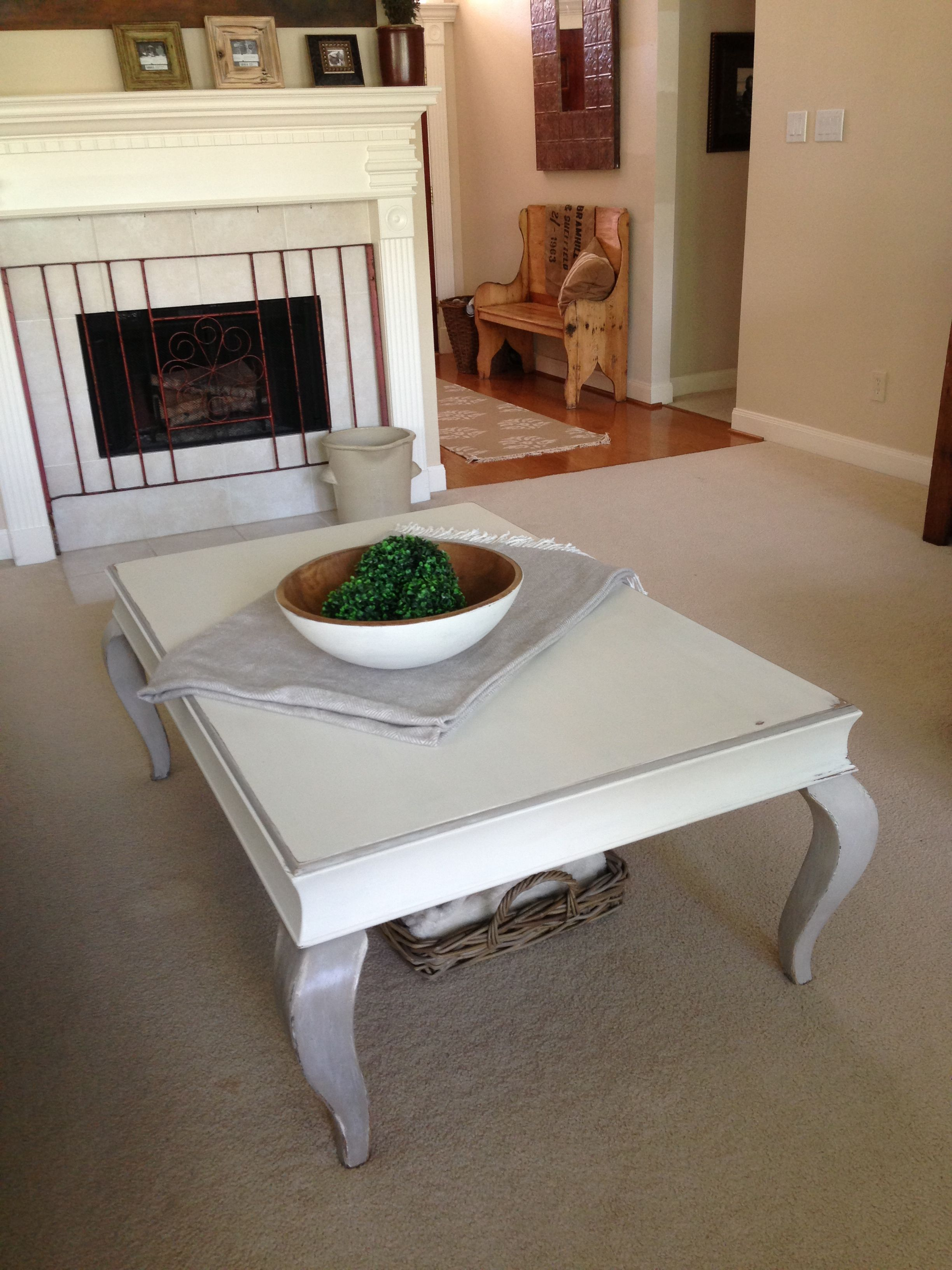 23+ White and gray coffee table inspirations