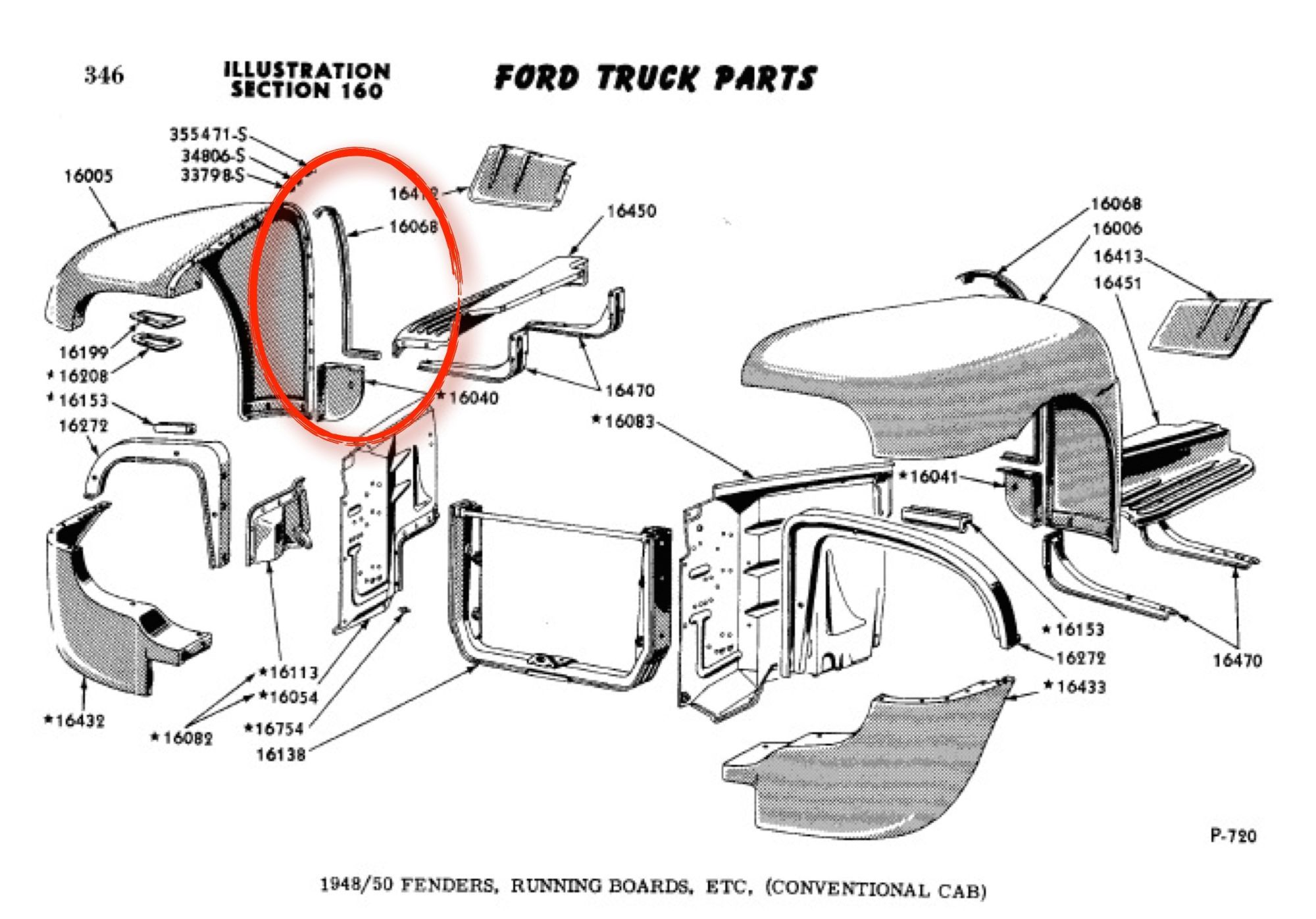 Front Fender Seals Page 2 Ford Truck Enthusiasts