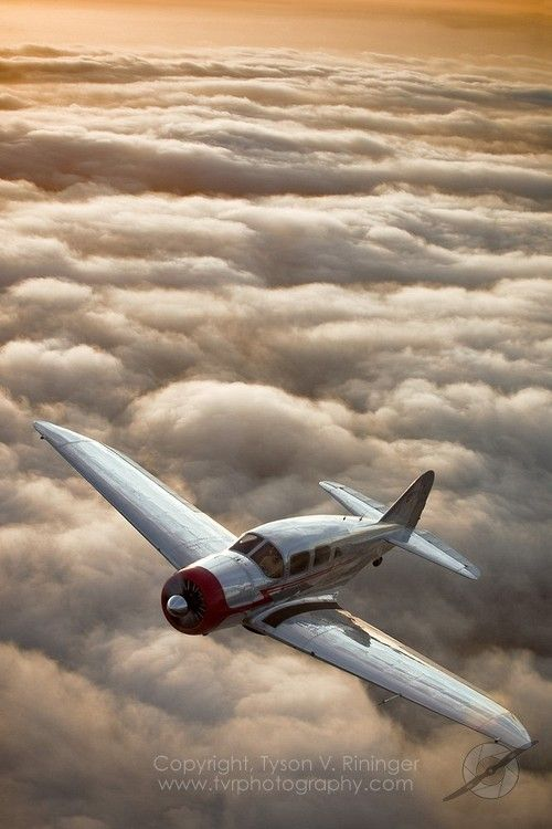 Spartan. Coolest aircraft of its time. Always a classic...Art Deco design.
