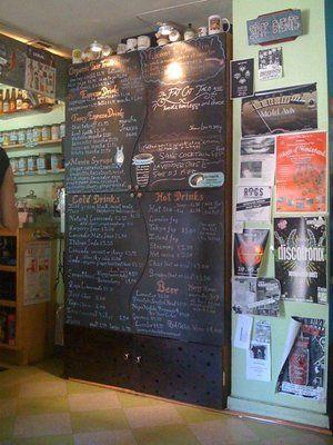 Local coffee love!
