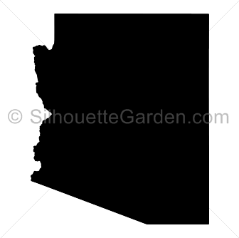Arizona Silhouette Silhouette Silhouette Clip Art Silhouette Free