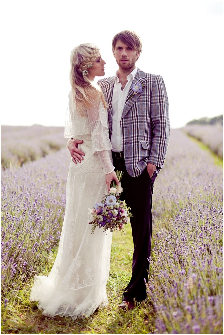 Lavender bride lawenda pinterest london bride lavender fields