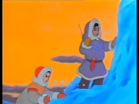 Ο ταχυδρόμος του Χιονιού -  Η φλόγα στο Ιγκλού - Ο παππούς Χιονιάς