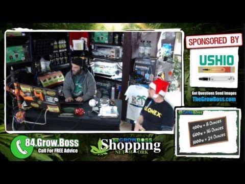 Grow boss shopping network e14 sick deals on indoor garden grow boss shopping network e14 sick deals on indoor garden cannabis equipment and workwithnaturefo