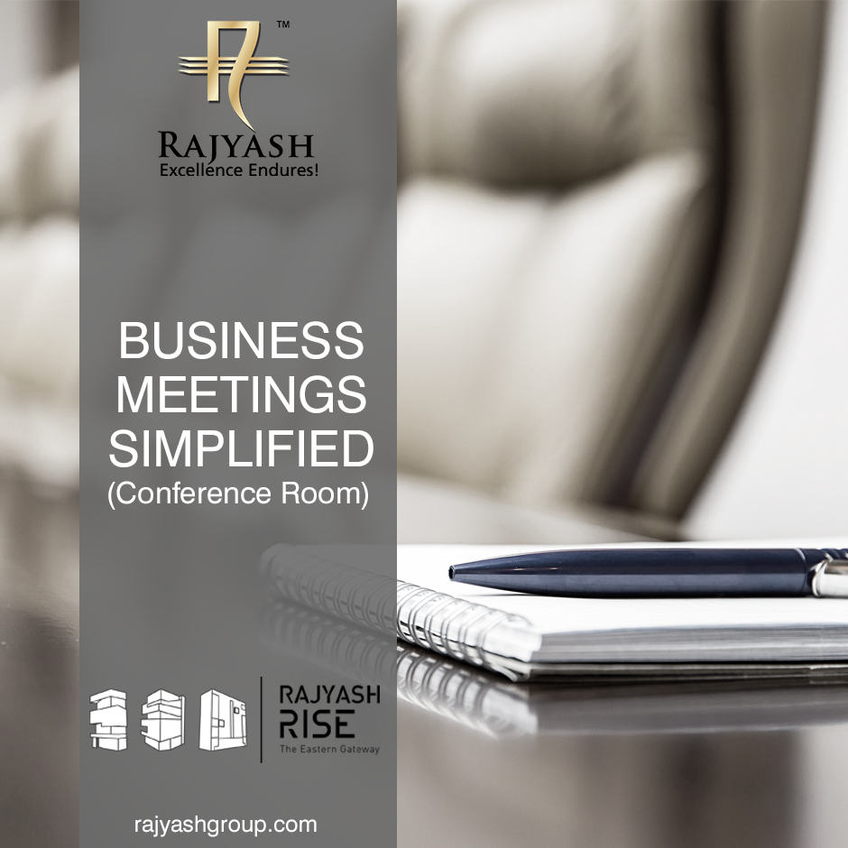 Organize Corporate Meetings Conferences With Panache At Our Well Equipped Conferences Room At Rajyashrise Co With Images Corporate Meeting Conference Room Conference