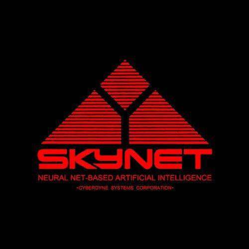 Cyberdyne Skynet Womens T-Shirt Movie Film Gift Robot Funny Sci-Fi x14 Colours