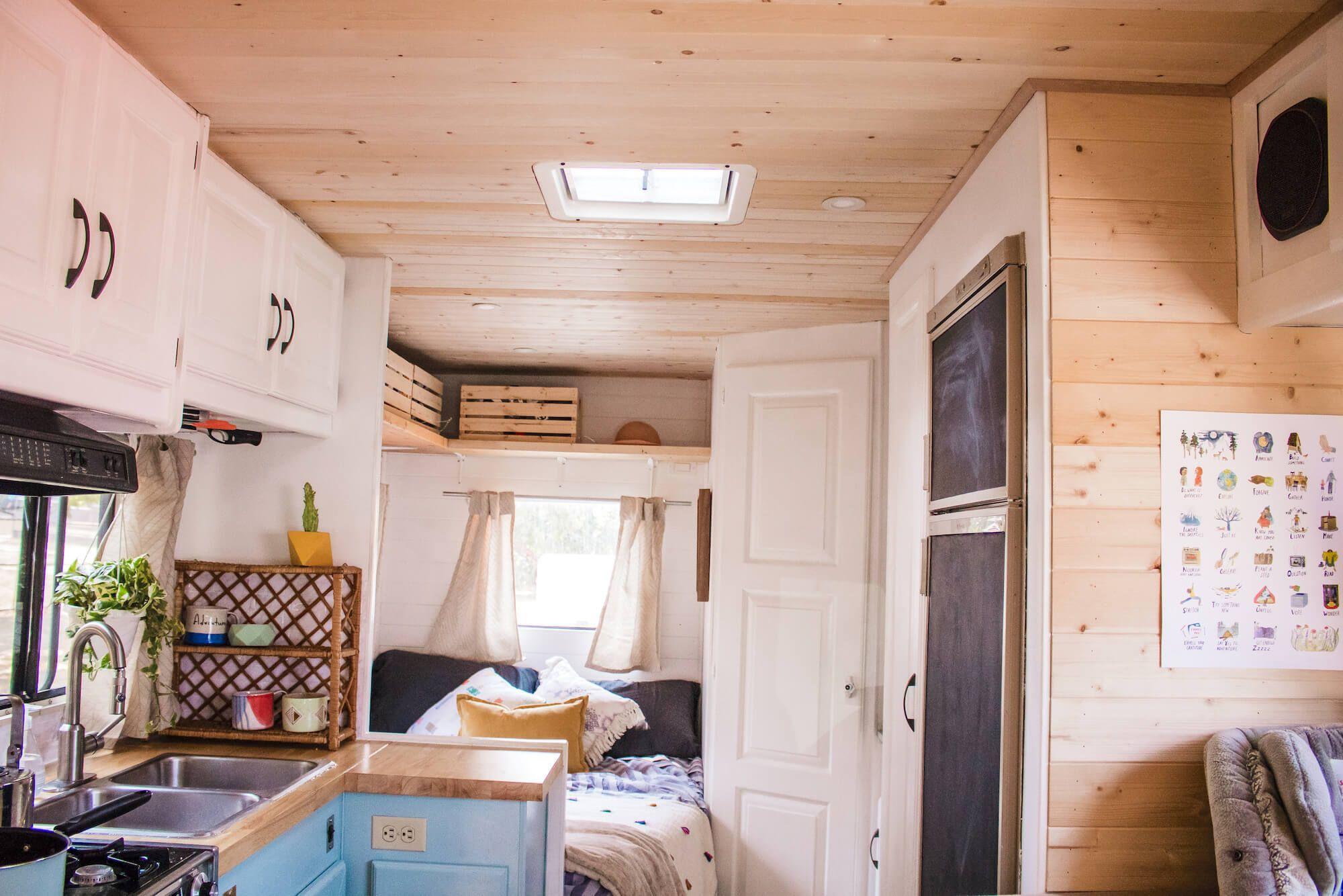 caravan home tour car design today u2022 rh ladakhtourism co