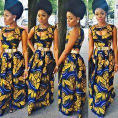 ~Latest African Fashion, African Prints, African fashion styles, African clothing, Nigerian style, Ghanaian fashion, African women dresses, African Bags, African shoes, Nigerian fashion, Ankara, Kitenge, Aso okè, Kenté, brocade. ~DKK #ankarastil
