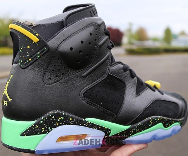 Air Jordan 6 Retro 'World Cup' (New Preview Pic) - EU Kicks: Sneaker Magazine