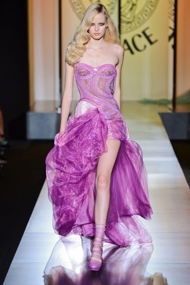 haute+couture | Atelier Versace Haute Couture 2012 | TRENDS VIP ...