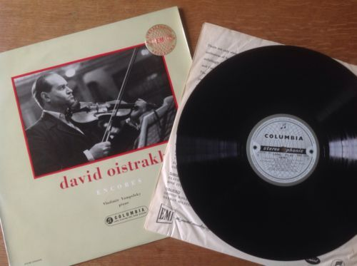 "archived! GBP 1610 | Sax 2253 Oistrakh Yampolsky ""encores"" Recital First Uk B/s Lp Ex/ #vinyl https://t.co/H256qiq21t"