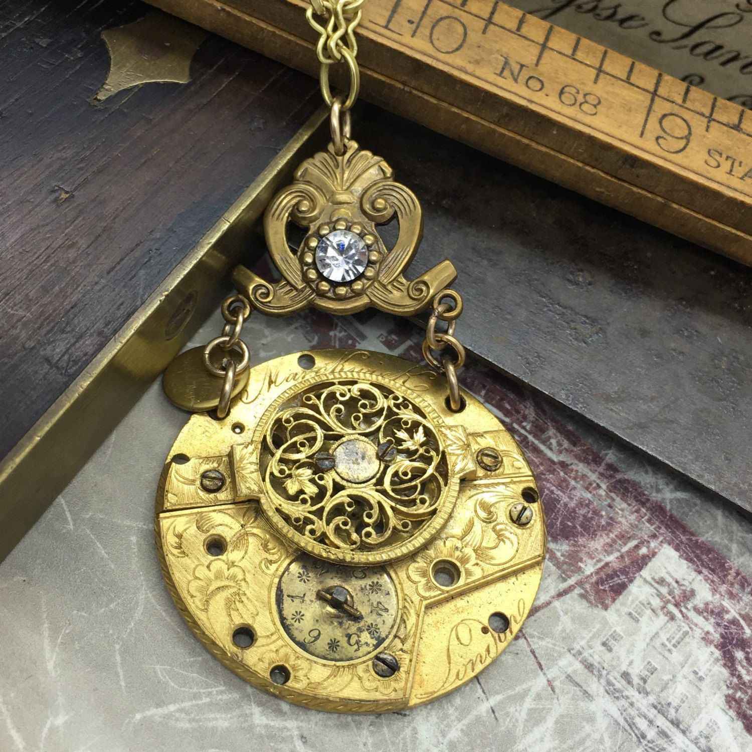 The watchmaker series coming soon to the Victorian Magpie shop 14 unique pieces - all one of a kind with history of each watchmaker