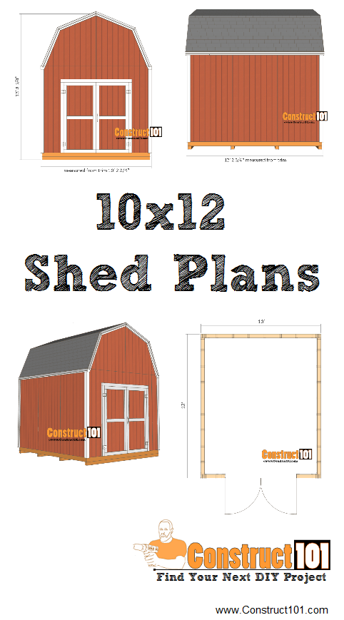 Free Shed Plans With Drawings Material List Free Pdf Download Shed Plans Free Shed Plans Shed