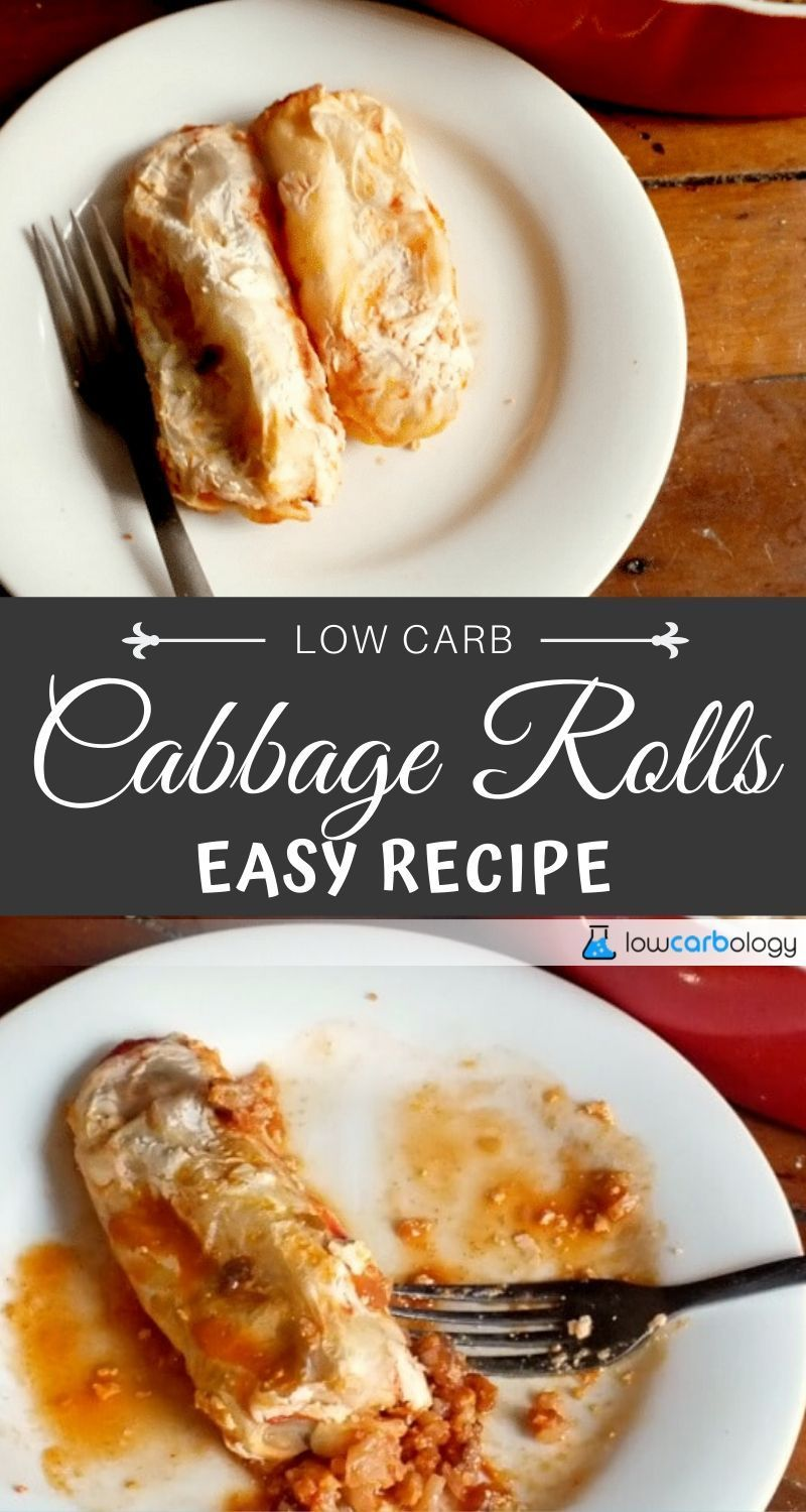 Tangy tender cabbage rolls  just like the galumpkis mom used to make only low carb These are going to become a permanent part of your menulowcarbology