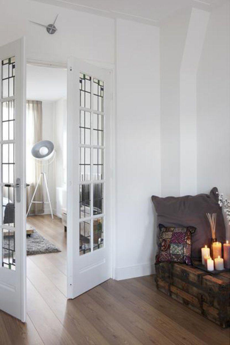 woonkamer #interieur #tussendeur #kamer-en-suite #inrichting ...