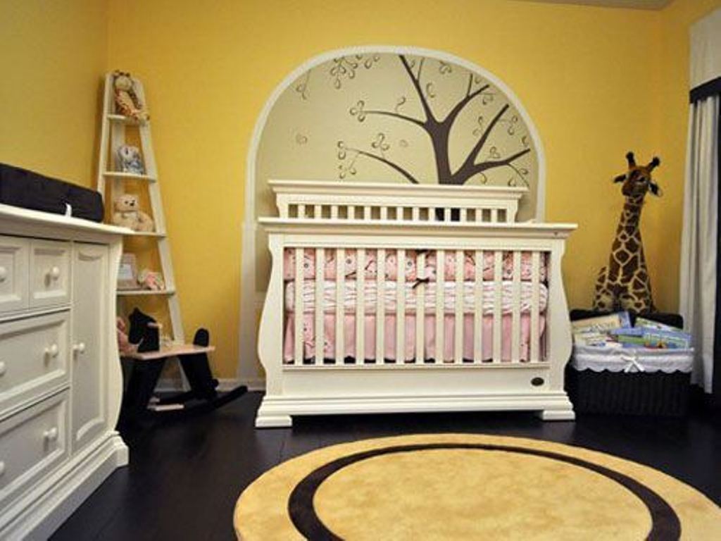 Archway - Bed detail | baby | Pinterest