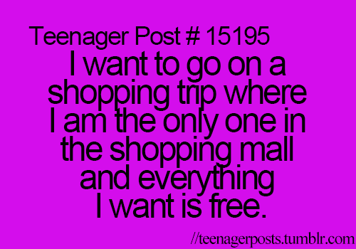 Teenagerposts. Food CourtTeen QuotesFunny ...