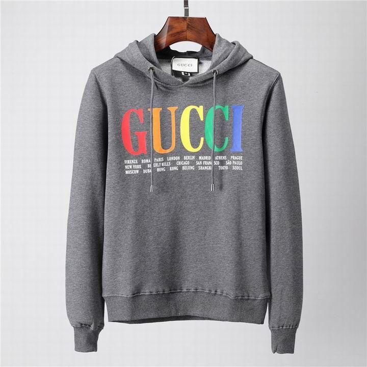 d180a87d8b4 Gucci men hoodies-GG8916H Gucci Men