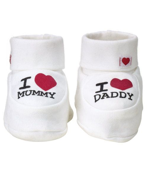 NURSERY TIME I LOVE MUMMY//DADDY BABY HAT AND MITTS   BOYS//GIRLS VARIOUS COLOURS