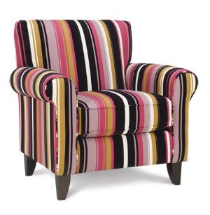 Love This Stripped Chair!